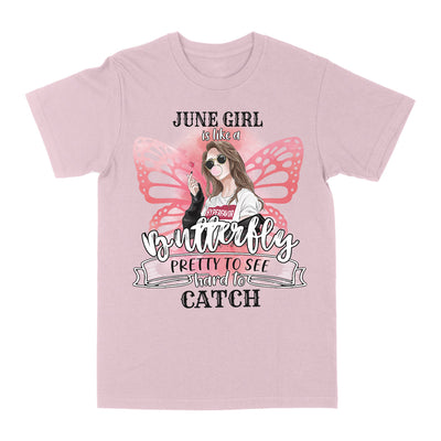 June Girl Pretty To See EZ02 2705 Classic T-shirt - Hyperfavor