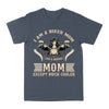 A Biker Mom Much Cooler EZ02 0104 Classic T-shirt - Hyperfavor