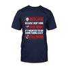 I Don't Mind Hard Work Bricklayer EZ15 2808 Classic T-shirt - Hyperfavor