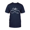 Love Coffee Forever EZ14 1708 Classic T-shirt - Hyperfavor