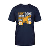 Workout I Didn't Come Here To Make Friends, I Came Here To Lift EZ20 2808 Classic T-shirt - Hyperfavor