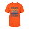 Weekend Forecast Cycling EZ03 2908 Classic T-shirt - Hyperfavor