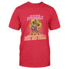 You Will Never See Me Fall EZ13 1009 Classic T-shirt - Hyperfavor