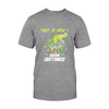 Cycling This Is How I Social Distance EZ07 1808 Classic T-shirt - Hyperfavor