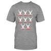 Deer Lovers Shirt 04 EZ01 1009 Classic T-shirt - Hyperfavor