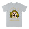 Never Underestimate An Old Woman With A Labrador Retriever EZ06 0504 Classic T-shirt - Hyperfavor