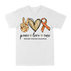 Multiple Sclerosis Awareness EZ01 08 Classic T-shirt - Hyperfavor