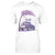 Alzheimer's Awareness Month November EZ12 1509 Classic T-shirt