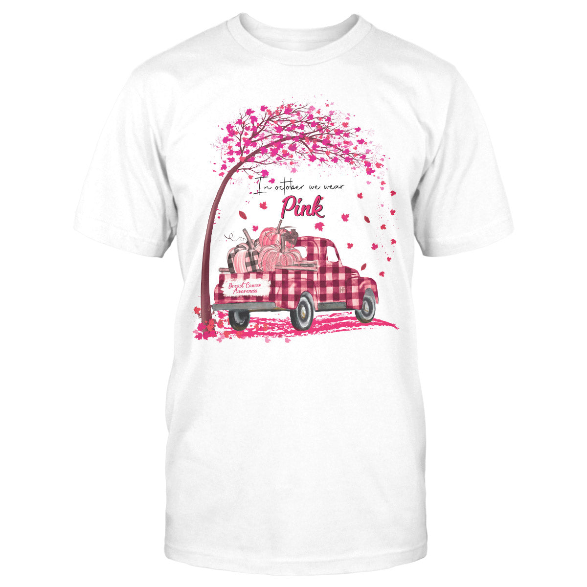 Breast Cancer Awareness Month October EZ12 1509 Classic T-shirt