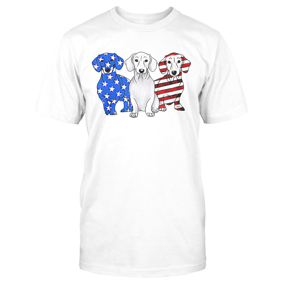 Dachshund Lovers Shirt 06 EZ01 1009 Classic T-shirt