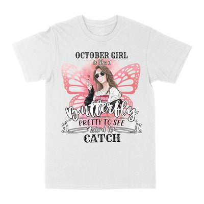October Girl Pretty To See EZ02 2705 Classic T-shirt - Hyperfavor
