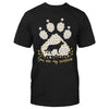 German Shepherd Daisy You Are My Sunshine EZ07 2109 Classic T-shirt - Hyperfavor