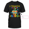 Personalized I Teach Ausome Kid EZ14 1609 Custom Classic T-shirt - Hyperfavor