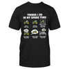 Things Farmers Do In Spare Time EZ12 0110 Classic T-shirt - Hyperfavor
