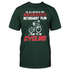 Cycling Retirement Plan EZ08 1809 Classic T-shirt - Hyperfavor