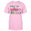 Teacher's Battery Life EZ14 1809 Classic T-shirt - Hyperfavor