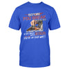 Meet Jesus If Mess With Hunter EZ26 1611 Classic T-shirt - Hyperfavor