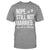 Nope Still Not Married My Cat Is Allergic EZ16 0503 Classic T-shirt - Hyperfavor