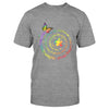The Strongest People Autism Awareness EZ24 3112 Classic T-shirt - Hyperfavor