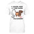 I Asked God For A True Friend He Sent Me A Dachshund EZ15 2809 Classic T-shirt