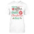 I Run On Coffee Chaos & Christmas Cheer EZ14 0810 Classic T-shirt