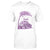 In November We Wear Purple Pancreatic Cancer Awareness EZ12 1809 Classic T-shirt - Hyperfavor
