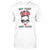 Not Today Heart Disease Awareness EZ24 3112 Classic T-shirt