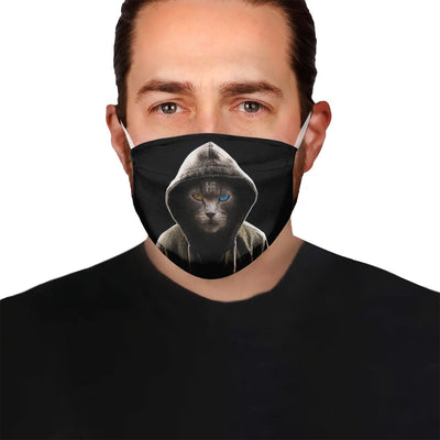 Premium Cool Cat EZ09 1505 Face Mask - Hyperfavor