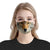Coyote 3D EZ05 2307 Face Mask - Hyperfavor