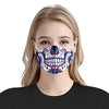 Day Of The Dead 3 EZ07 2505 Face Mask - Hyperfavor
