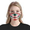 Day Of The Dead 5 EZ07 2505 Face Mask - Hyperfavor
