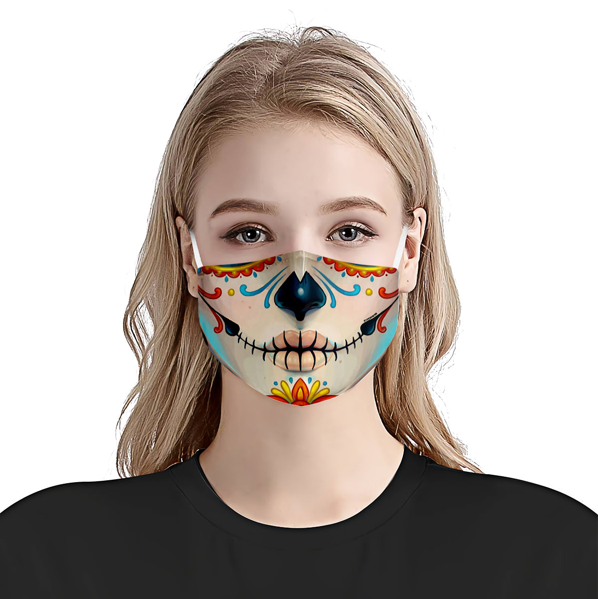 Day Of The Dead 6 EZ07 2505 Face Mask - Hyperfavor