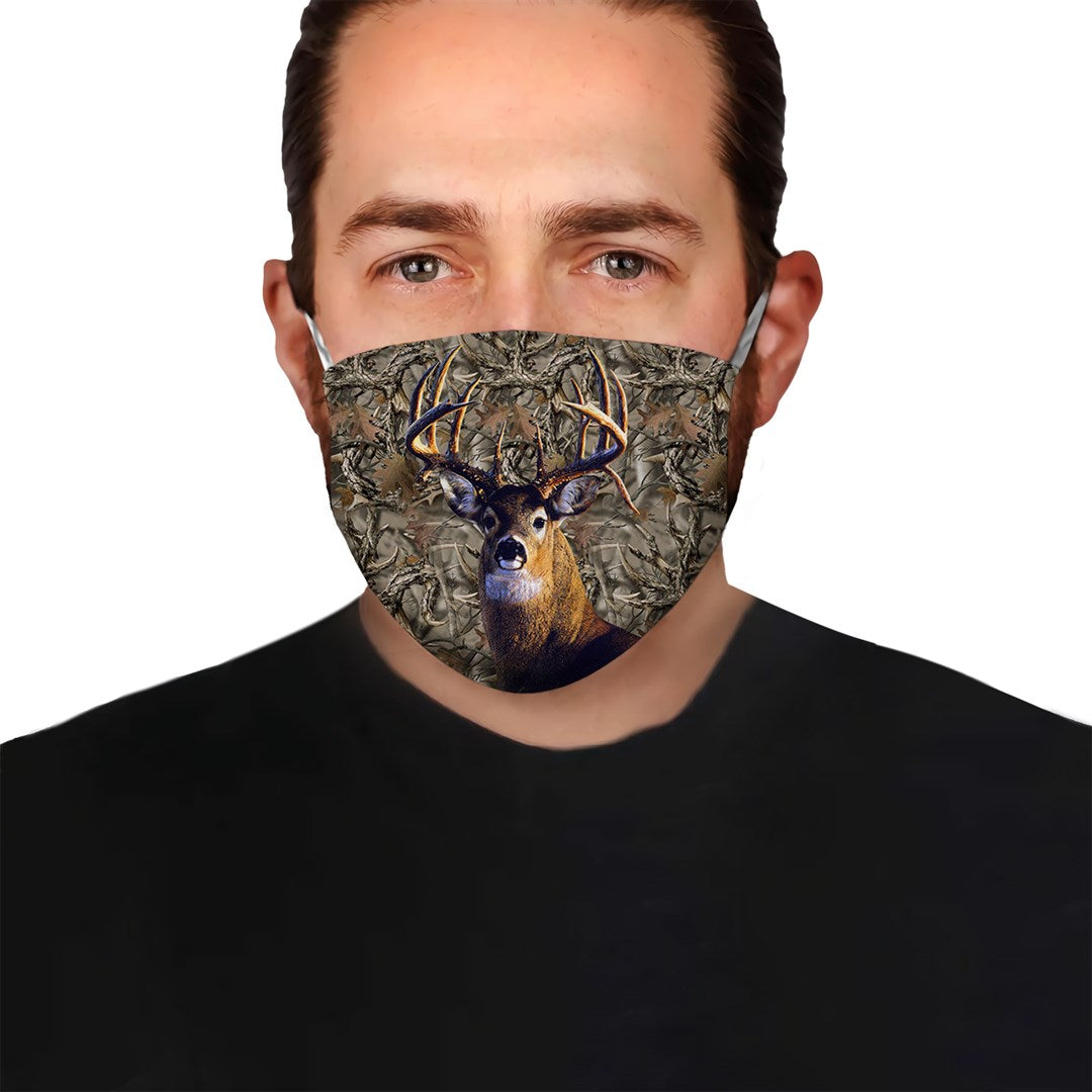 Deer Hunting EZ10 2804 Face Mask - Hyperfavor