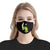 Dinosaur Reading EZ03 2805 Face Mask - Hyperfavor