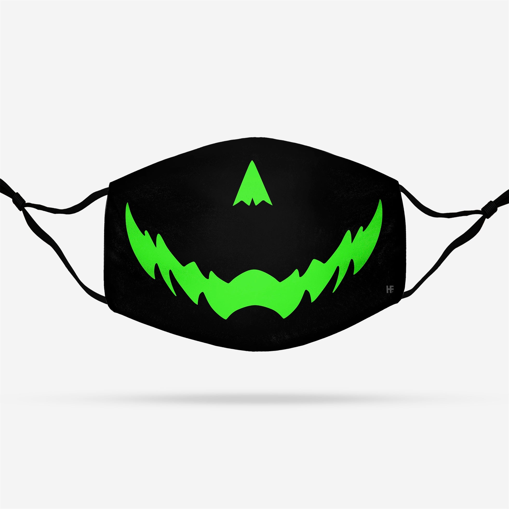 GREEN PUMPKIN FACE EZ20 2108 Face Mask - Hyperfavor