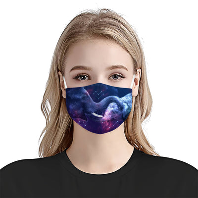 Galaxy Elephant EZ05 1505 Face Mask - Hyperfavor