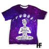 Moon Yoga Meditation EZ07 2303 All Over T-Shirt - Hyperfavor