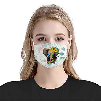 Hippie Elephant EZ10 1604 Face Mask 4 - Hyperfavor