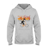 Cycling Cat Ride Like The Wind EZ07 2808 Hoodie - Hyperfavor