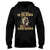Afro Black Women Strong Crown EZ13 0210 Hoodie