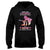 Behind Every Guitarist Is A Guitar Mom EZ34 0303 Hoodie - Hyperfavor