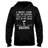 Bird In My Head EZ01 1009 Hoodie - Hyperfavor