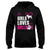 Bulldog This Girl Loves EZ01 1009 Hoodie