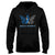 Diabetes Awareness Butterfly EZ03 0709 Hoodie