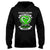 Freaking Awesome Warrior Scoliosis Awareness EZ20 3012 Hoodie