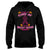 Halloween Nothing Can Scare Me Im A Breast Cancer Warrior EZ20 0709 Hoodie