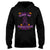 Halloween Nothing Can Scare Me Im A Fibromyalgia Warrior EZ20 0709 Hoodie