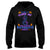 Halloween Nothing Can Scare Me Im A Rheumatoid Arthritis Warrior EZ20 0709 Hoodie