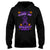 Halloween Nothing Can Scare Me Im An Epilepsy Warrior EZ20 0709 Hoodie