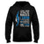 I Don't Swim To Win The Races EZ08 1609 Hoodie